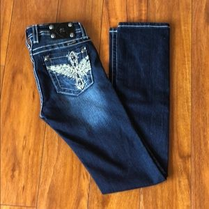 Miss Me Skinny Jeans/ Size 16